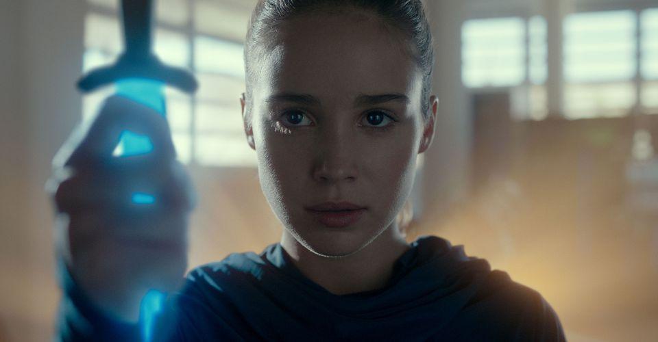 Netflix mistura Marvel e DC em Warrior Nun - 1