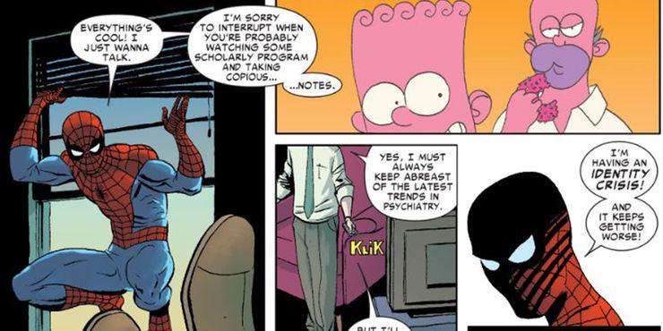 Os Simpsons está no universo Marvel; veja a prova - 2