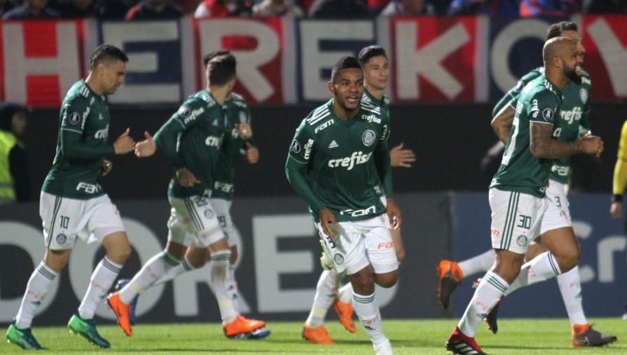 Palmeiras planeja repetir 'enredo de sucesso' de Arthur Cabral com mais um de seus atacantes - 1