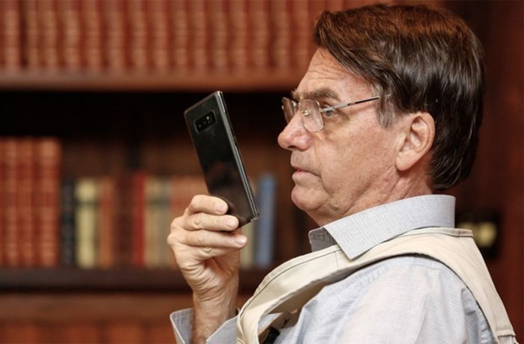 Projeto de lei contra fake news pode ter trechos vetados por Jair Bolsonaro - 2