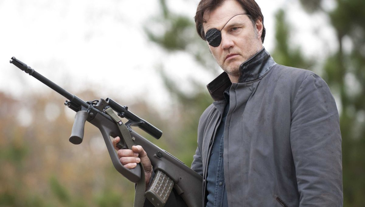 The Walking Dead: Ator revela ideia para retorno de [SPOILER] - 1