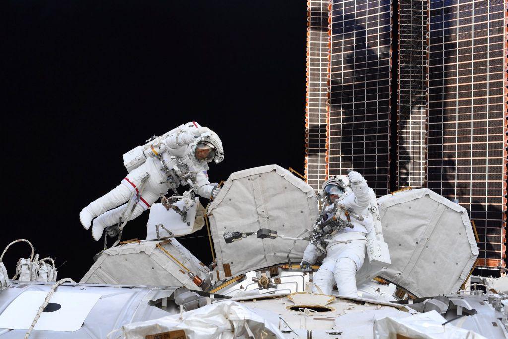 As fotos mais legais tiradas pelos astronautas da NASA que voaram com a SpaceX - 12