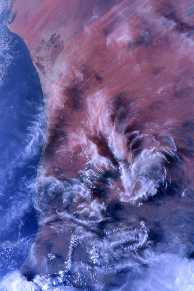 As fotos mais legais tiradas pelos astronautas da NASA que voaram com a SpaceX - 5