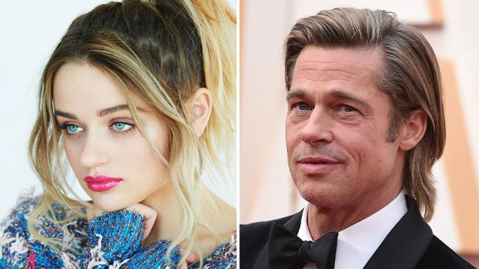 Estrela de A Barraca do Beijo fará filme com Brad Pitt - 1