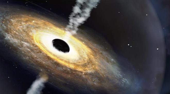 Telescópio James Webb descobrirá se quasares impedem o crescimento de galáxias - 2