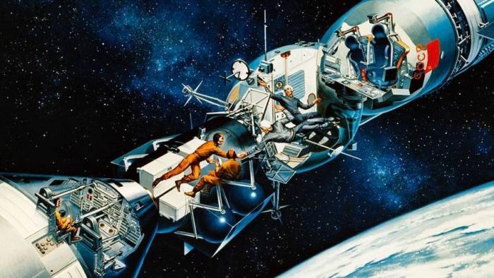 Um aperto de mão no espaço: o legado da missão conjunta Apollo-Soyuz - 1