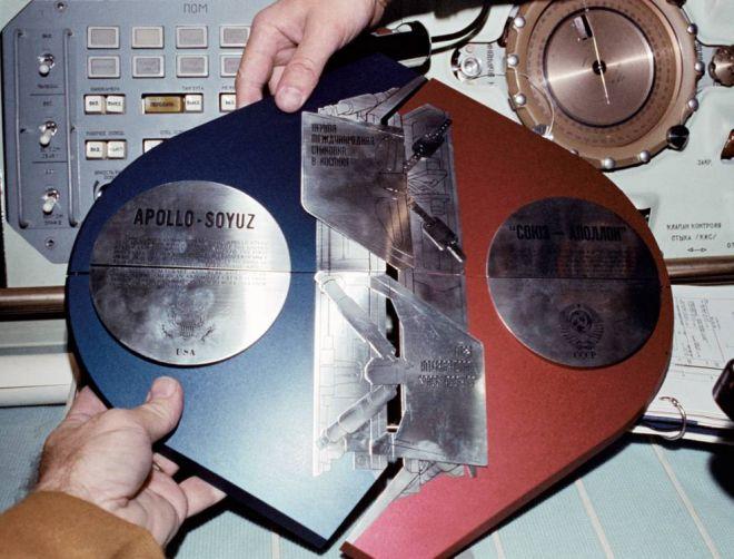 Um aperto de mão no espaço: o legado da missão conjunta Apollo-Soyuz - 2