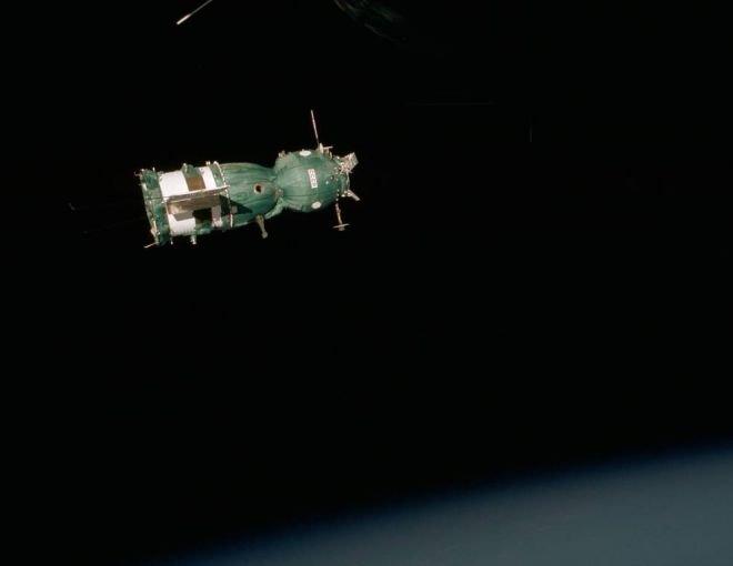Um aperto de mão no espaço: o legado da missão conjunta Apollo-Soyuz - 3