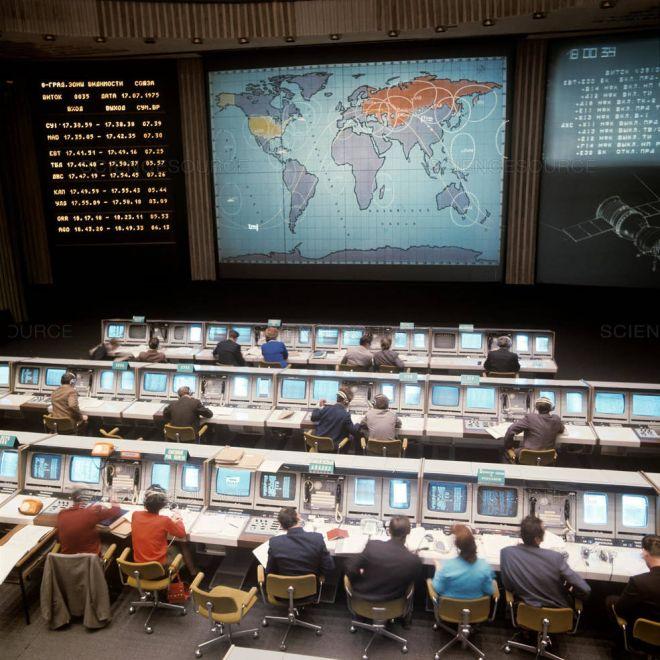Um aperto de mão no espaço: o legado da missão conjunta Apollo-Soyuz - 5