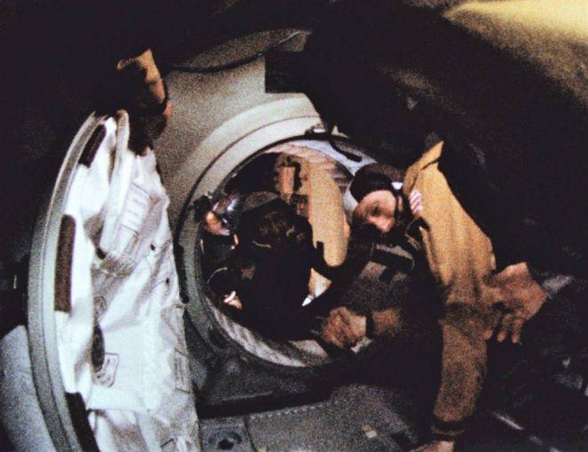 Um aperto de mão no espaço: o legado da missão conjunta Apollo-Soyuz - 6