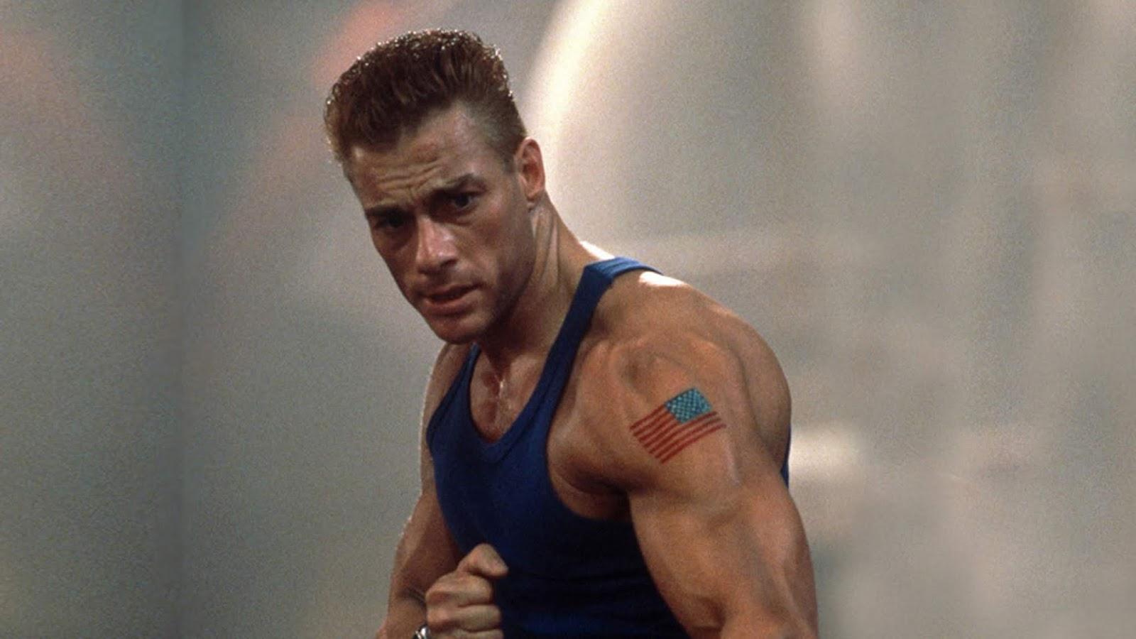 Van Damme anima fãs com revelação sobre carreira - 1