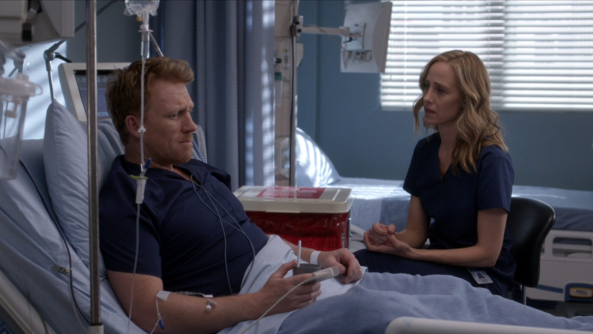 Grey's Anatomy indica volta de casal na 17ª temporada - 1