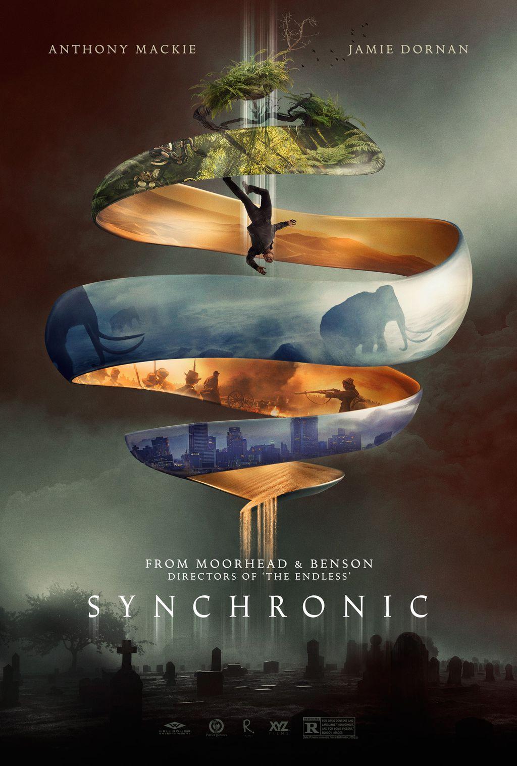 Synchronic   Anthony Mackie e Jamie Dornan estrelam trailer de horror sci-fi - 2