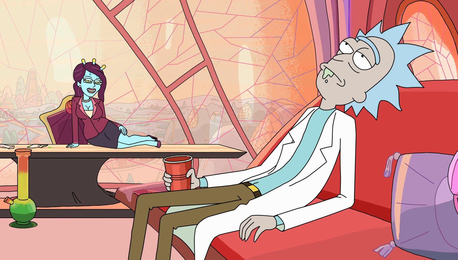 Teoria de Rick and Morty indica que protagonista na verdade é [SPOILER] - 1