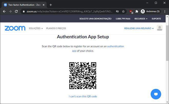 Zoom agora protege contas com autenticação em duas etapas; saiba como ativar - 7