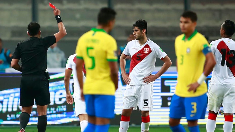 Casemiro detona peruanos por pressão e xingamentos à arbitragem: 'Tem que ter respeito' - 2