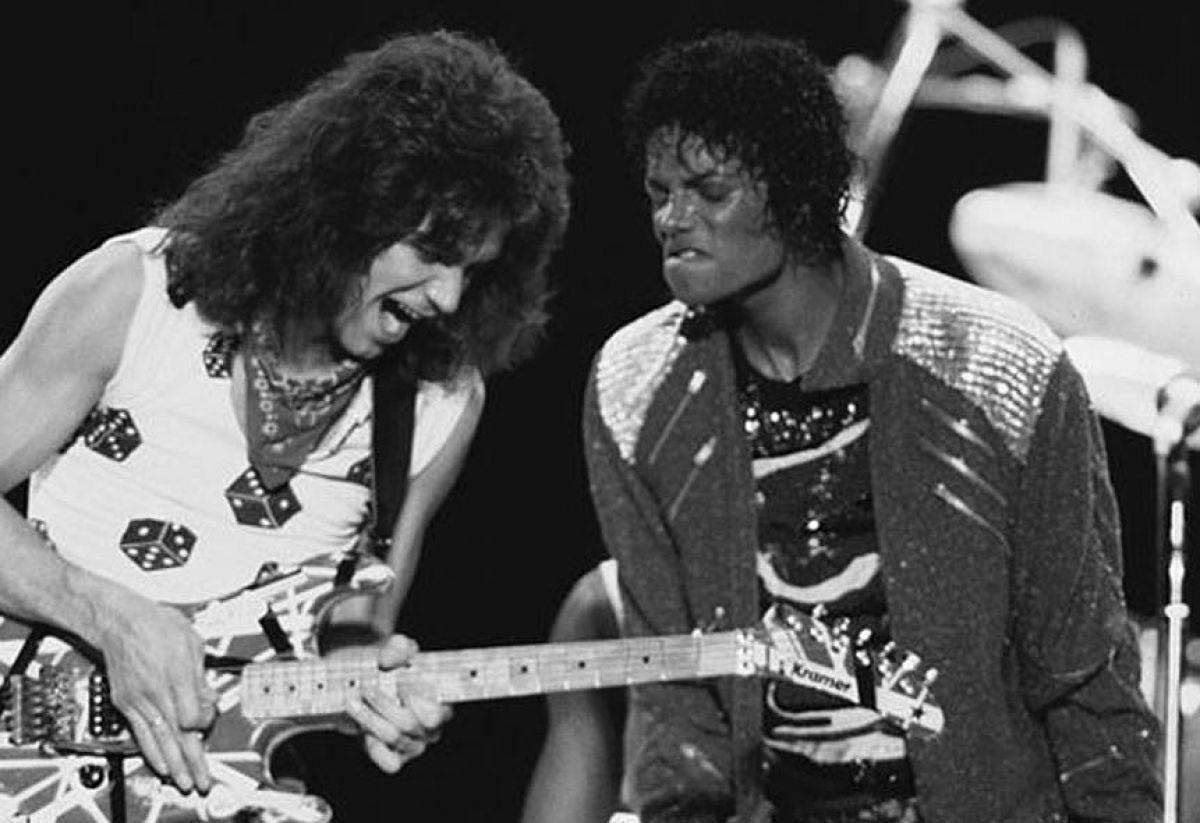Conheça a verdade sobre relação de Michael Jackson e Eddie Van Halen - 1