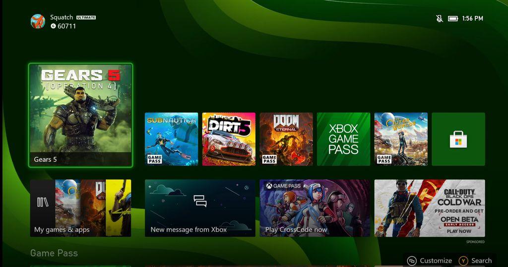 Xbox Series X e S | Microsoft apresenta interface e funcionalidades em vídeo - 2