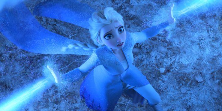 Atriz de Elsa ganha 'merreca' por Frozen e choca fãs - 1