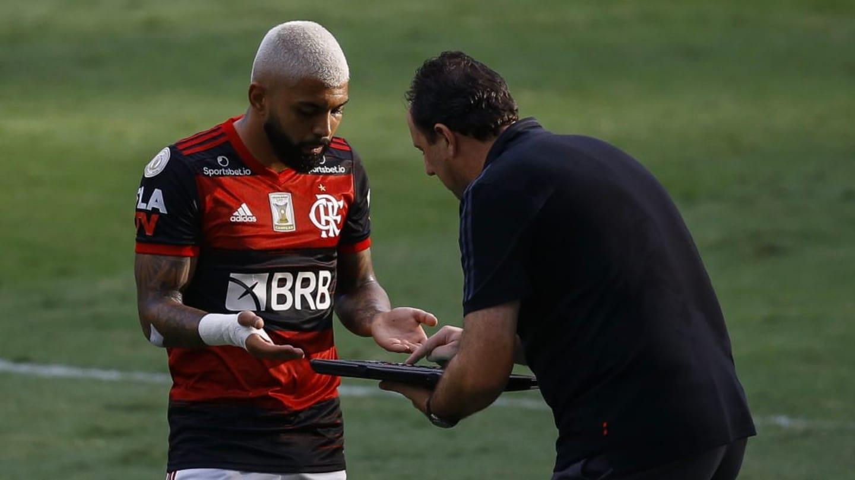 Landim é o responsável pela permanência de Rogério Ceni e Marcos Braz no Flamengo, diz jornalista - 1