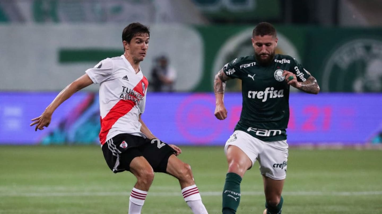 Os 3 principais erros do Palmeiras que quase levaram o time a uma inesperada eliminação contra o River - 1