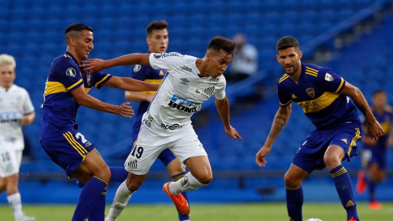 Palpites e análise de Santos x Boca Juniors - As melhores dicas para o jogo - 2