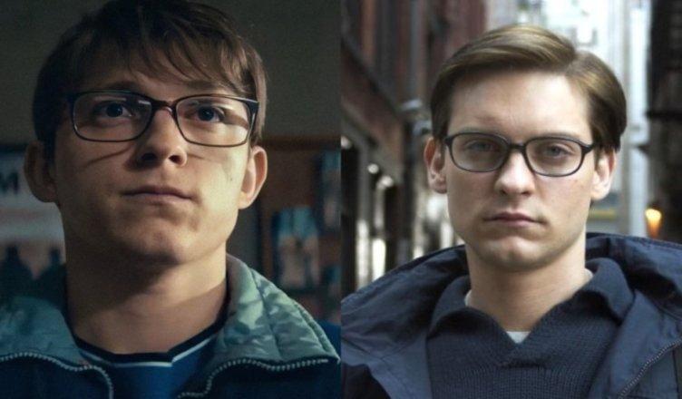 Tom Holland está idêntico a outro Homem-Aranha em novo filme; veja - 1