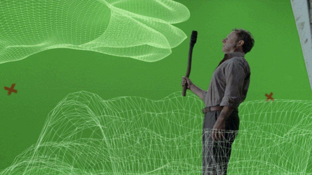 Bizarro: Veja The Walking Dead, Stranger Things e mais séries sem efeitos especiais - 2