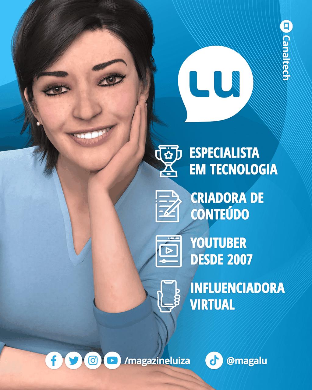 Ela está entre nós! Lu do Magalu é a nova redatora do Canaltech - 3