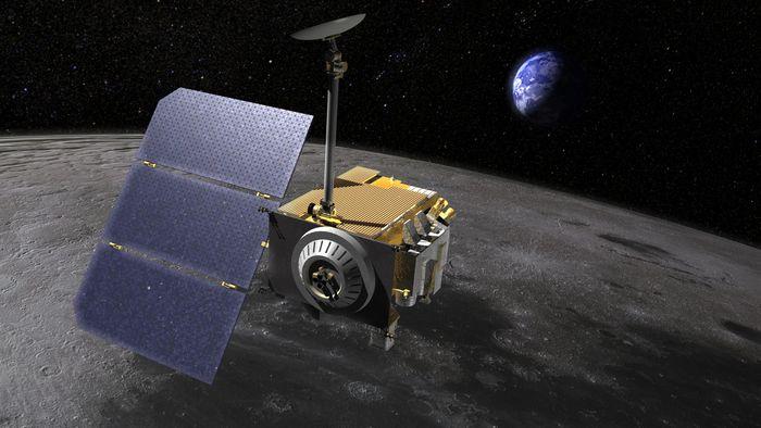 Sonda da NASA que estuda a Lua recebe atualização e deve durar mais 5 anos - 1