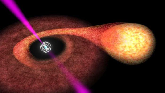 Viúva negra cósmica: após sete anos de mistério, objeto é finalmente desvendado - 1