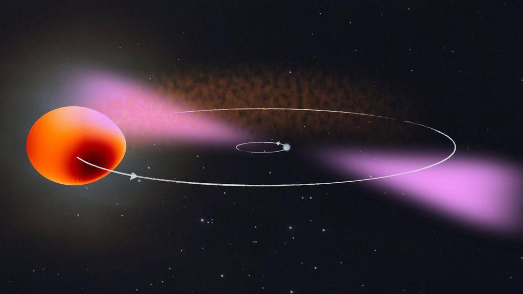 Viúva negra cósmica: após sete anos de mistério, objeto é finalmente desvendado - 2