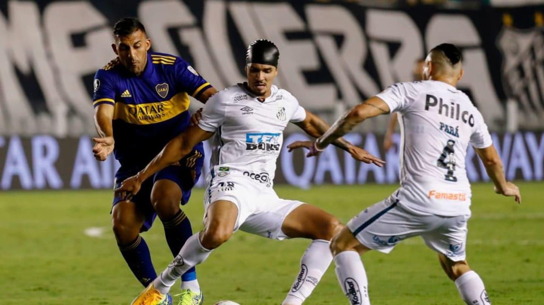 4 confrontos históricos entre Santos e clubes argentinos - 4