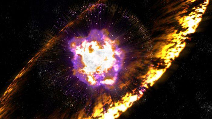 Anãs brancas poderiam explodir sozinhas em supernovas? Talvez, graças ao urânio - 1