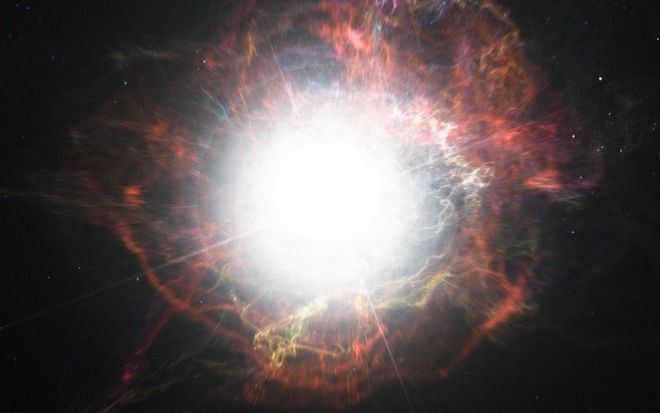 Anãs brancas poderiam explodir sozinhas em supernovas? Talvez, graças ao urânio - 4