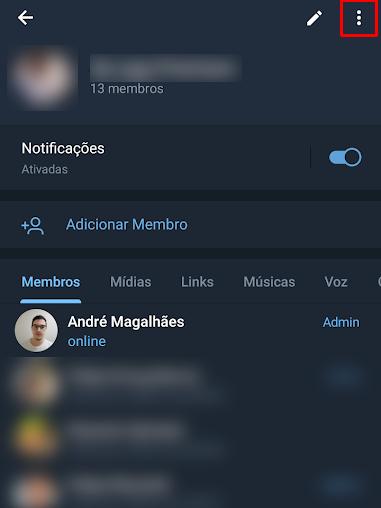 Como criar e usar os chats de voz do Telegram - 2
