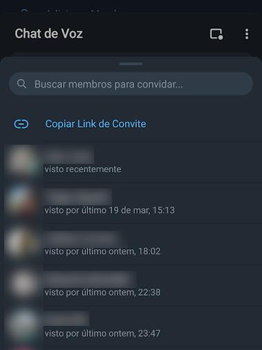 Como criar e usar os chats de voz do Telegram - 6