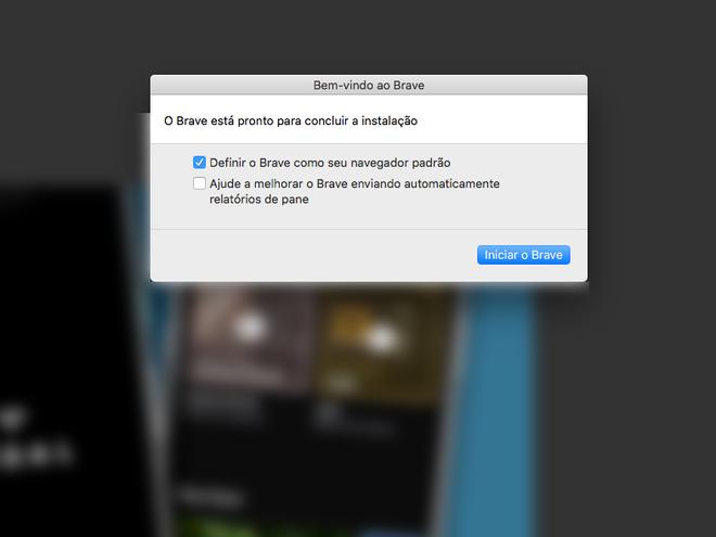 Como instalar e usar o navegador Brave - 3