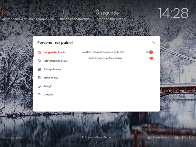 Como instalar e usar o navegador Brave - 9