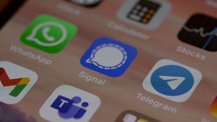 Mensageiro Signal pode ter sido banido na China - 1