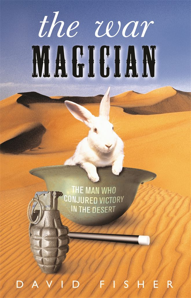 War Magician | Benedict Cumberbatch fará mágico que derrotou general nazista - 2