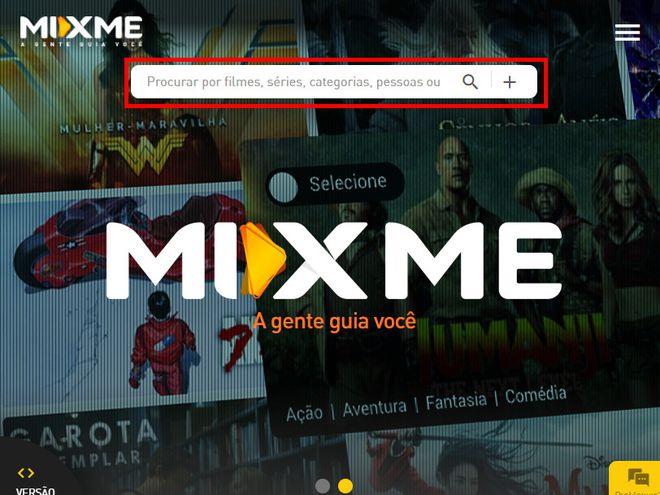 Como usar o Mixme - 2