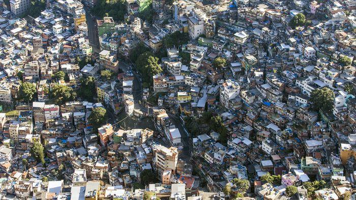 Mapa digital promete facilitar a vida de moradores da favela da Rocinha - 1