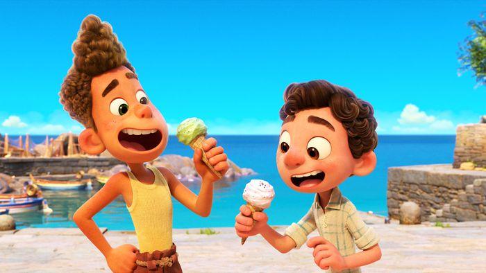 Pìxar divulga primeiro trailer de Luca, sua nova animação; assista - 1