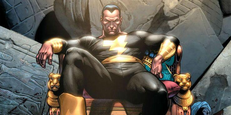 Adão Negro: Dwayne Johnson é herói ou vilão? Mistérios do filme são respondidos - 7