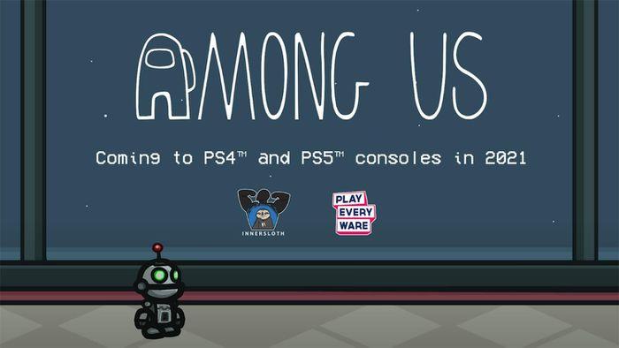 Among Us será lançado para PS4 e PS5 ainda em 2021 - 1