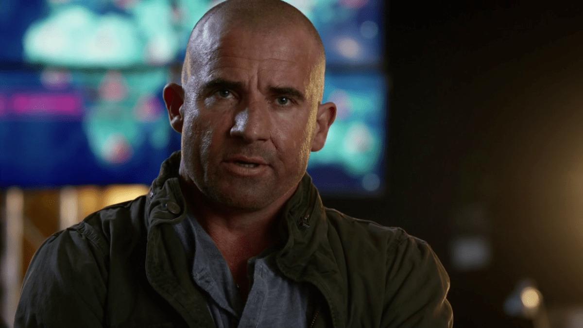 Criador de Legends of Tomorrow reage à saída de astro de Prison Break - 1
