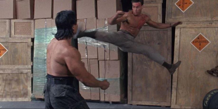 Fãs não vão adivinhar qual é o maior golpe de Van Damme; veja - 2