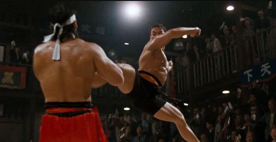 Fãs não vão adivinhar qual é o maior golpe de Van Damme; veja - 4