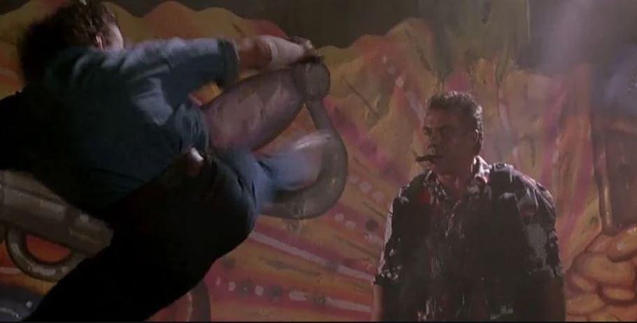 Fãs não vão adivinhar qual é o maior golpe de Van Damme; veja - 5